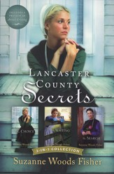 Lancaster County Secrets, 3-in-1