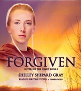Forgiven - unabridged audiobook on CD