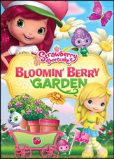 Berry Blooming Garden, DVD
