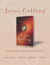 Jesus Calling Book Club Discussion Guide for Women - eBook