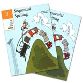 Sequential Spelling Level 3 Teacher Guide & Student Workbook, Revised Edition