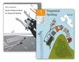 Sequential Spelling, Level 3 -  Teacher Guide & Student Response  Book, Revised Edition