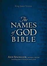 KJV Names of God Bible Ebook - eBook