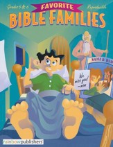 Favorite Bible Families, Grades 5 & 6