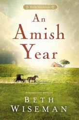 An Amish Year: Four Amish Novellas - eBook