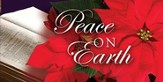 Peace on Earth Christmas Poinsettia Offering Envelope (Package of 50) Bill size