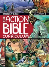 Action Bible Curriculum Student Books Q3