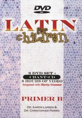 Latin For Children, Primer B DVD Set