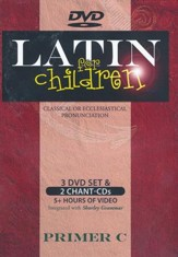 Latin for Children C DVD