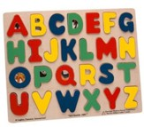See-Inside ABC Wooden Puzzle