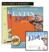Latin Alive! Book Two Bundle