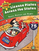 Ultimate Sticker Puzzles: License Plates Across the States: And Other Travel Puzzles & Games