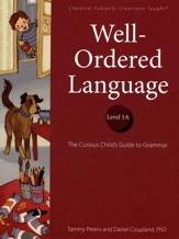Well-Ordered Language Level 1A Student Edition