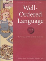 Well-Ordered Language Level 1B  Student Edition