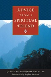 Advice from a Spiritual Friend - eBook