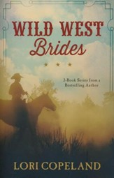 Wild West Brides: 3-Book Series from a Bestselling Author - eBook