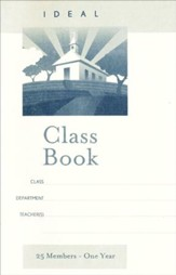 Ideal Class Book-25 Names