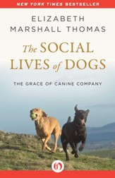 The Social Lives of Dogs: The Grace of Canine Company - eBook