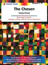 Chosen, Novel Units Teacher's Guide, Grades 9-12