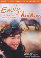 Emily of new Moon: The Complete Fourth Season, DVD Set