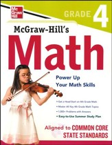 McGraw-Hill's Math Grade 4