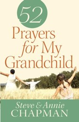 52 Prayers for My Grandchild - eBook