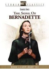 The Song of Bernadette (1943), DVD