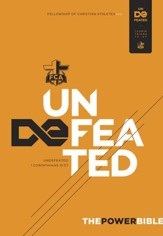 The Power Bible: Undefeated - eBook