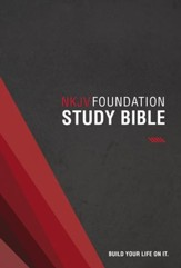 Foundation Study Bible, NKJV - eBook
