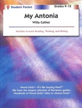 My Antonia, Novel Units Student Packet, Grades 9-12
