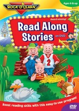 Read Along Stories on DVD