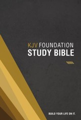 Foundation Study Bible, KJV - eBook