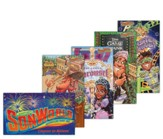 SonWorld Adventure Character Postcards, package of 25