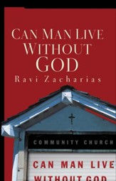 Can Man Live Without God - eBook