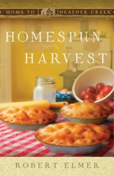Homespun Harvest - eBook
