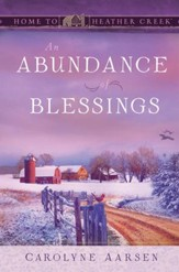 An Abundance of Blessings - eBook