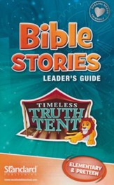 Bible Blast to the Past VBS 2015: Bible Stories Leader's Guide: Elementary &     Preteen