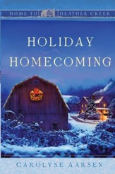 Holiday Homecoming - eBook
