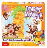Tumblin' Monkeys