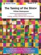 Taming of the Shrew, Novel Units Teacher's Guide, Grades 9-12
