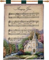 Church In the Country Wallhanging