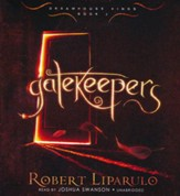 Gatekeepers, The Dreamhouse Kings Series #3 - unabridged audiobook on CD