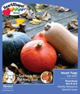HeartShaper: Preschool/Pre-K & K Heart Tugs (5-pack), Fall 2017