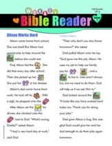 HeartShaper: Early Elementary Weekly Bible Reader (5-pack), Fall 2017 - Slightly Imperfect