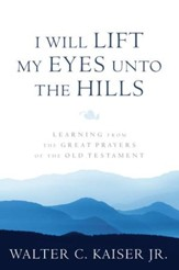 I Will Lift My Eyes Unto the Hills: Learning from the Great Prayers of the Old Testament - eBook