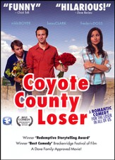 Coyote County Loser, DVD