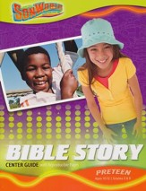 SonWorld Adventure Bible Story Center Guide: Preteen