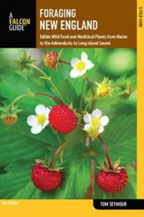 Foraging New England, 2nd Edition: Edible Wild Food and Medicinal Plants from Maine to the Adirondacks to Long Island Sound