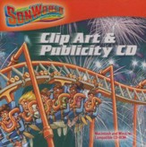 SonWorld Adventure Clip Art and Publicity CD