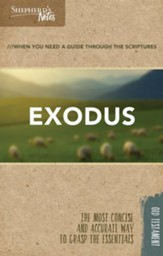 Shepherd's Notes: Exodus